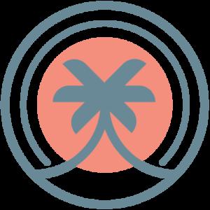 Hotel y Restaurante Garita Palmera - Logo fullcolor